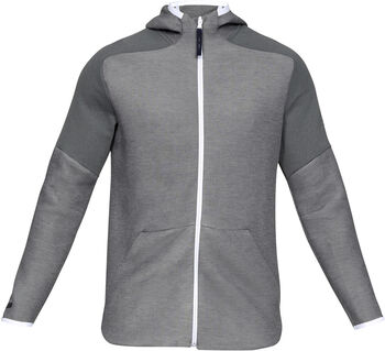 Under Armour Unstoppable Trainingsjacke Herren schwarz