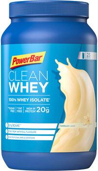 PowerBar  Clean Whey 100% Isolate Pulver gelb
