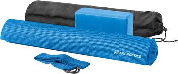 ENERGETICS Yoga Set blau