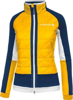 MARTINI Victory Hybridjacke Damen gelb