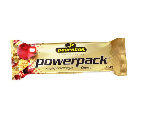 Kirsche Powerpack Haferflockenriegel
