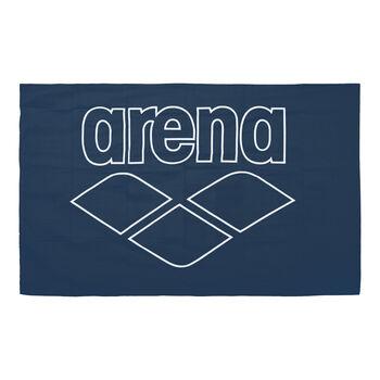 Arena Pool Smart Handtuch blau
