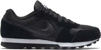 Nike  MD Runner 2 Freizeitschuhe Damen schwarz