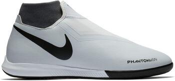 Nike Phantom Vision Academy Dynamic DF IC Hallenfußballschuhe Herren grau