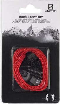 Salomon Quick Lace Kit Reparaturset rot