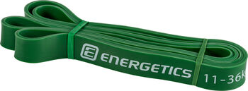 ENERGETICS Strength bands 1.0 Fitnessband grün
