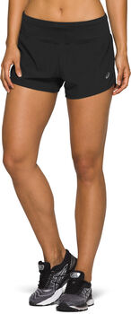 ASICS ROAD 3.5IN Shorts Damen schwarz