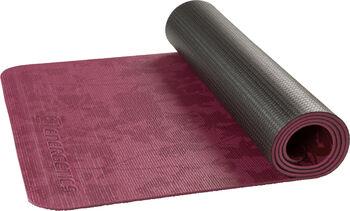 ENERGETICS Yoga Matte mit floralem Design lila