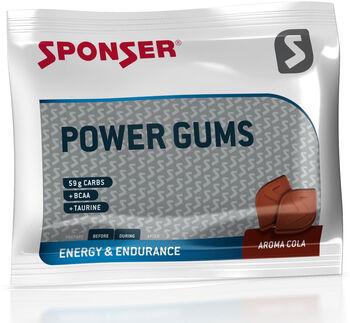 SPONSER Power Gums braun