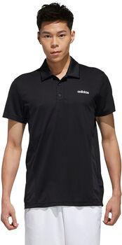 adidas Design 2 Move Poloshirt Herren schwarz