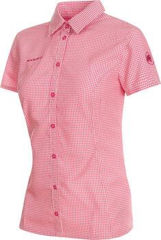 MAMMUT Aada Shirt  Damen pink