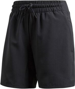 ADIDAS Knee-Length Shorts Damen schwarz