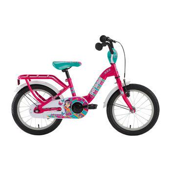 """GENESIS Princessa Fahrrad 16"""" pink"""
