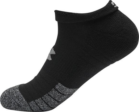 HeatGear® No Show  3-er Pack Socken