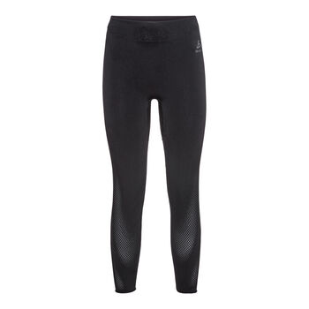 Odlo Zaha BL Bottom Long Tights Damen schwarz