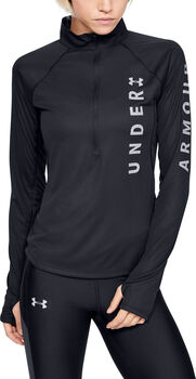 Under Armour Speed Stride Langarmshirt mit Halfzip Damen