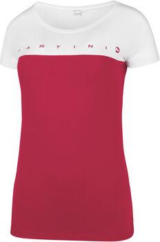 MARTINI Infinity T-Shirt Damen rot