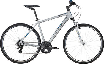 "GENESIS Speed Cross SX 2.9 Crossbike 28"" Herren weiß"