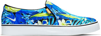 Nike Court Royale Freizeitslipper blau