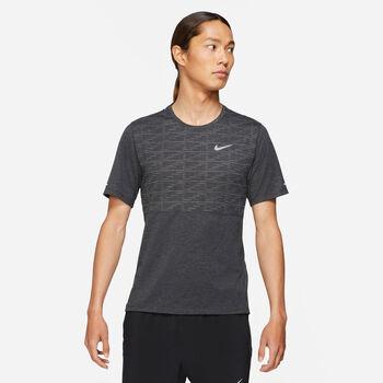 Nike NK RUN DVN BRNOT MILER T-Shirt Herren schwarz