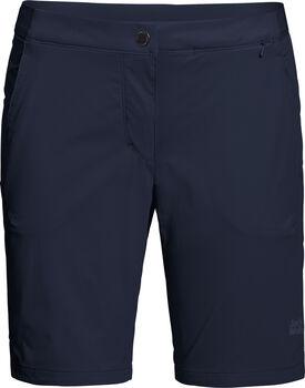 Jack Wolfskin Hilltop Trail Shorts Damen blau