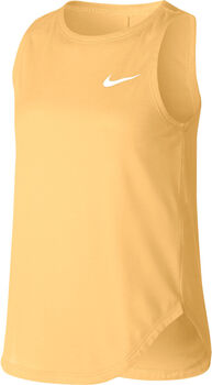 Nike Nk Tank Studio Top Mädchen orange