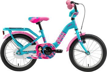 "GENESIS Princessa 16 Fahrrad 16"" Mädchen blau"
