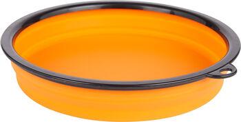 McKINLEY Plate Silicon orange