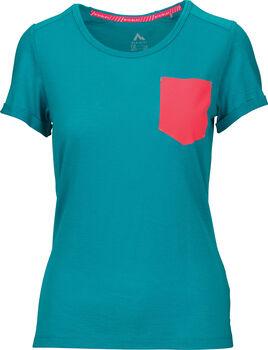 McKINLEY Tejon P T-Shirt Damen blau