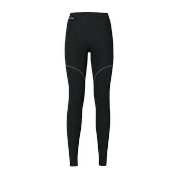 Odlo X-Warm Pant long Unterhose Damen schwarz