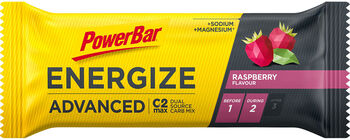 PowerBar  Energize Advanced Riegel  rot
