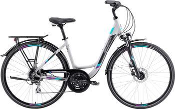 "GENESIS Touring 4.1 Trekkingbike 28"" Damen grau"