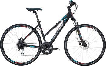 """GENESIS Speed Cross SX 3.9 Crossbike 28"""" Damen schwarz"""