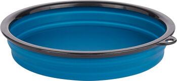 McKINLEY Plate Silicon Teller blau