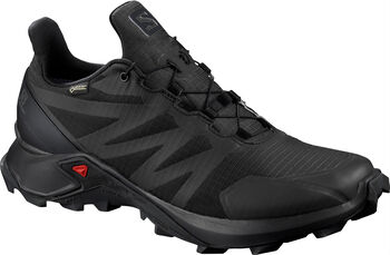 SALOMON Supercross GTX Herren schwarz