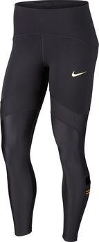 Nike Speed 7/8 Tights Damen schwarz