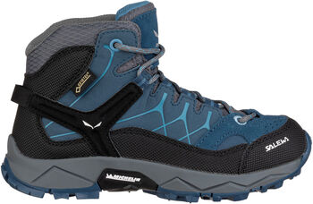 Salewa Alp Trainer Mid GORETEX Trekkingschuhe blau