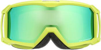 Uvex Flizz FM Skibrille gelb
