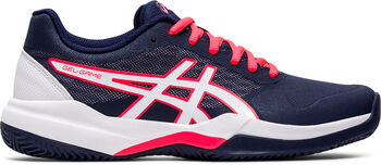 Asics Gel-Game 7 Clay Tennisschuhe Damen blau