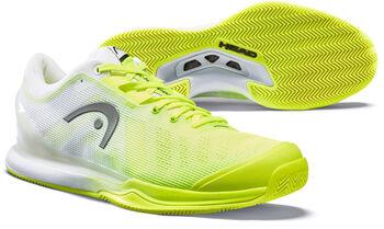 Head Sprint Pro 3.0 Clay Tennisschuhe Herren gelb
