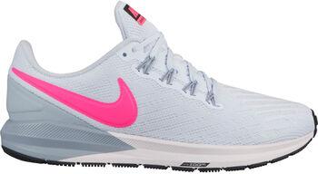 Nike  Air Zoom Structure 22 Laufschuhe Damen blau