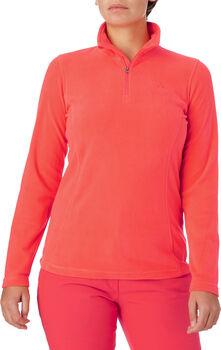 McKINLEY Amarillo Langarmshirt mit Halfzip Damen pink