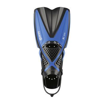 Mares X-OneSchwimmflosse blau