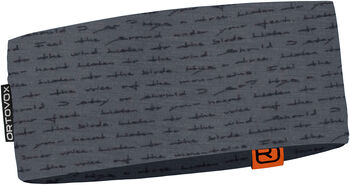 ORTOVOX 120 Tec Print schwarz
