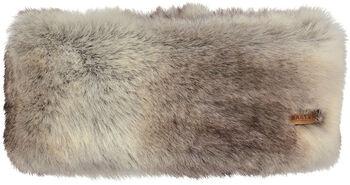 Barts Fur Stirnband braun