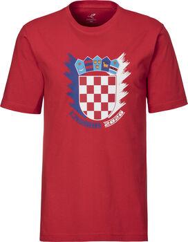ENERGETICS EM T-Shirt rot