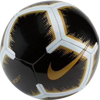 Nike Pitch Fußball  schwarz