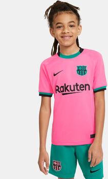 Nike FC Barcelona 2020/21 Fußballtrikot pink