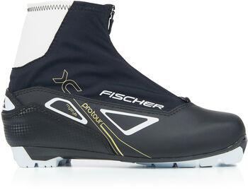 Fischer Pro Tour My Style Langlaufskischuhe schwarz