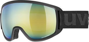 Uvex Topic FM Sphere OTG Skibrille schwarz